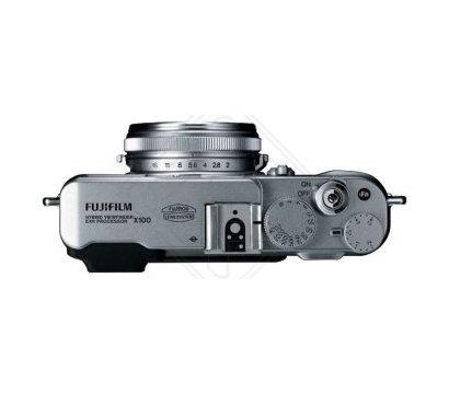 Фото №1 фотоапарата Fujifilm FinePix X100 Black - 16128335